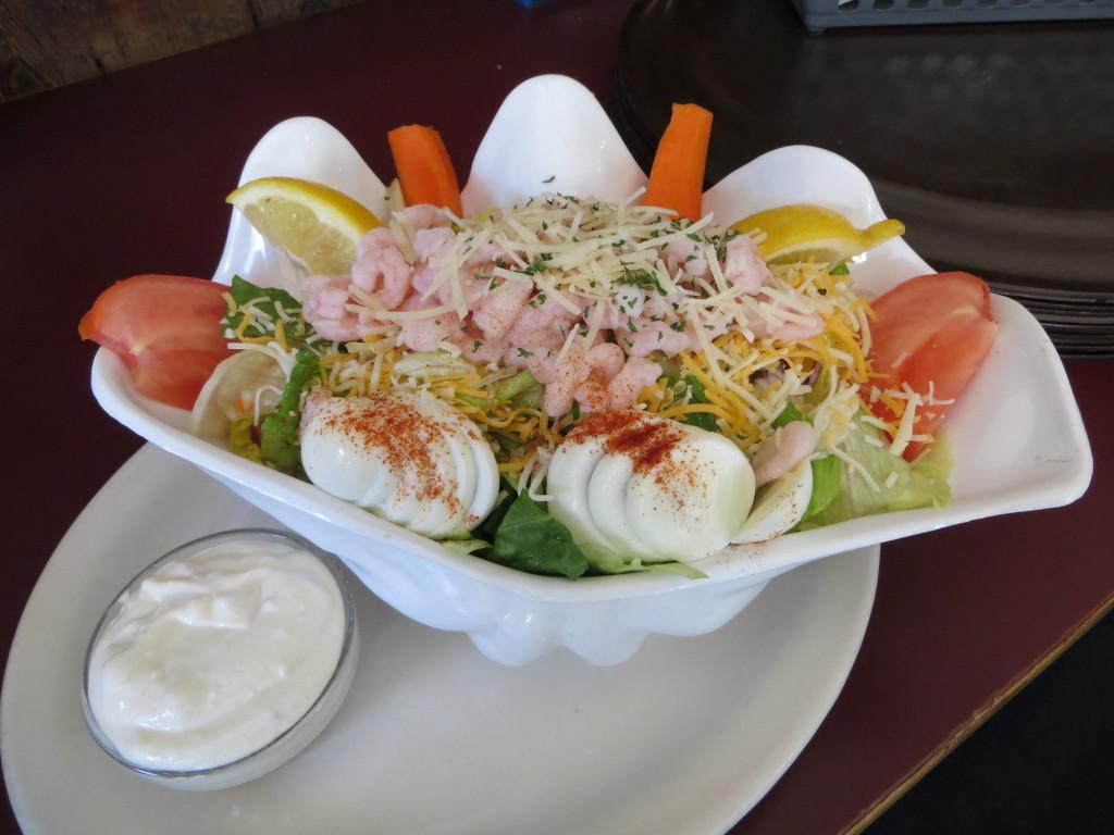 Shrimp Louie La Conner